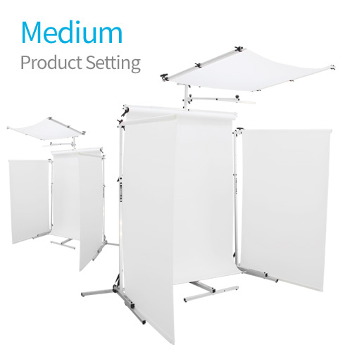 Product Setting Medium